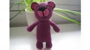 Amigurumi-Teddybär