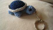 Schlüsselanhänger Schildkröte